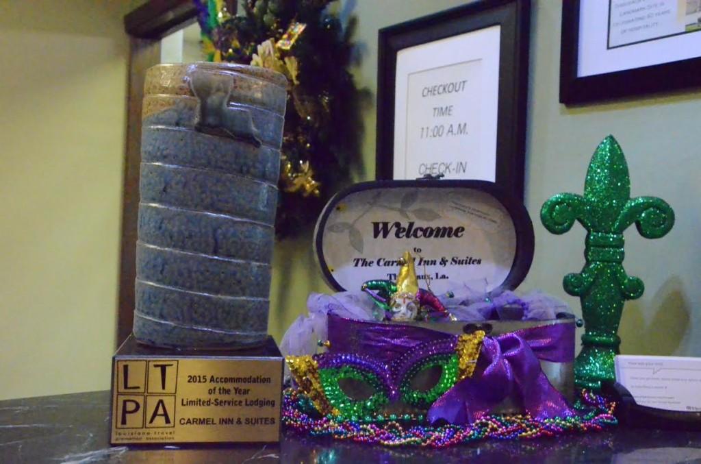 Carmel's LPA Award