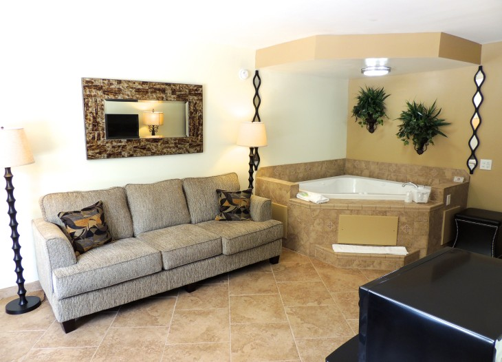 Bridal Suite Living Room