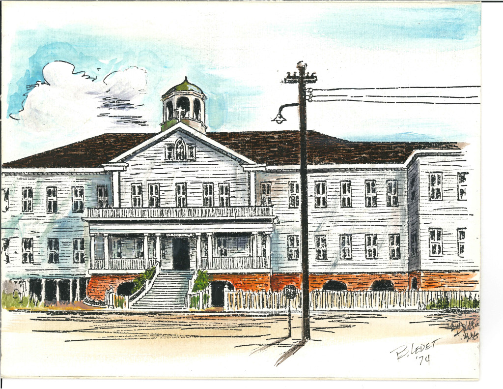 Mt Carmel Academy Drawing